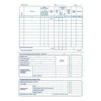 Záznam o prev. vozidla osob. dopr. A5, samopr. (179)