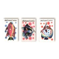 Radír Faber-Castell Grip halak 7046/48 vinil