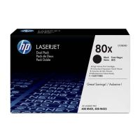 HP original toner CF280XD, black, 6900s, duo pack