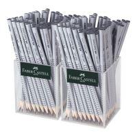 Faber-Castell Grip 2001 ceruza 2,1 / 2 = HB ezüst