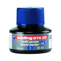 Tinta Edding BTK 25 fekete