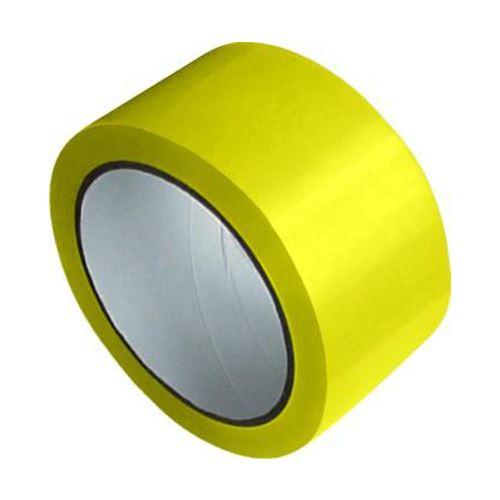 Ragasztószalag sárga 48 mm x 66 m