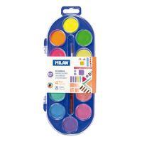Víz színek MILAN - 12 szín, 30 mm