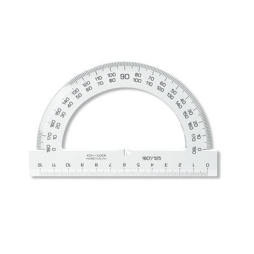 Szögmérő KOH-I-NOOR 180/125, nagy