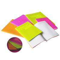 Füzet 544 A5/40 lapos NeonBook