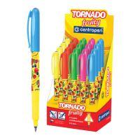 Golyóstoll  CENTROPEN 2675 Tornado Fruity