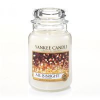Sviečka Yankee Candle - All Is Bright, veľká