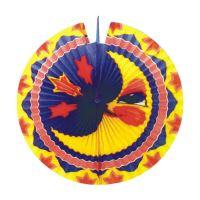 Lampion diszkhold 33 cm