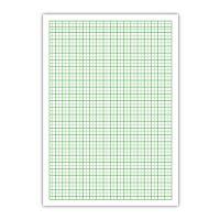 A4 milliméteres papír 50 l / blokk 50 lap / blokk