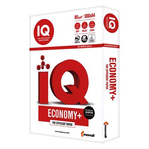 Fénymásolópapír A4 80g IQ Economy