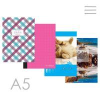 Butikkönyv A5, sima - 96 lapos