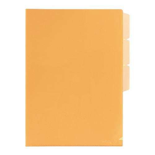 Irattasak + 3 x L rendező FL101CH narancssárga