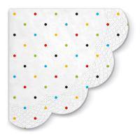 Szalvéta PAW R Colorful Dots
