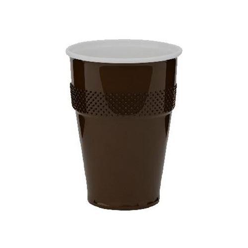 Automata kávés pohár barna 0,15 l -PS- (O 70mm) [100 db]