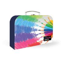 Bőrönd Lamino színesceruzák
