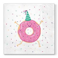 Obrúsky PAW L 33x33cm Dancing Donut