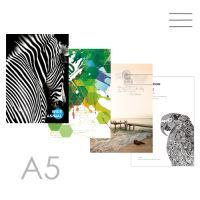 Butikkönyv A5, sima - 144 lapos
