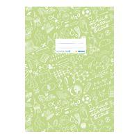 Borító az Bookdoo A4-es zöld / 1db füzethez