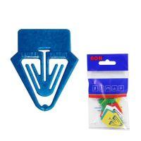 Karos műanyag klipek 661, címkézés, 25 mm (10db)