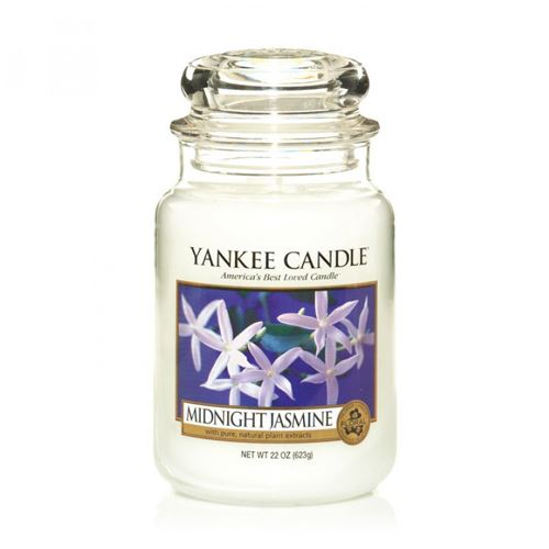 Sviečka Yankee Candle - Midnight Jasmine, veľká