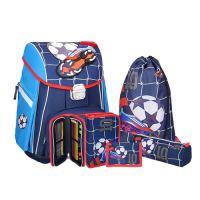 Školská taška - 5-dielny set, START Football No. 10