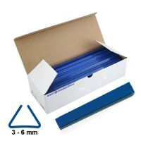 Iratsín Relido 3-6 mm kék