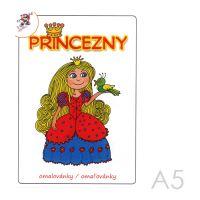 Kifestő A5 Hercegnők