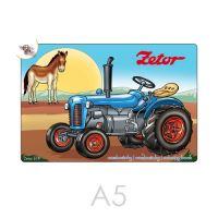 Kifestő A5 Traktorok