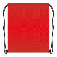 Tornazsák 41x34 cm - piros