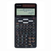 Számológép tudományos 640 funkció Sharp ELW506TGY