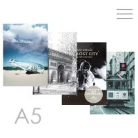 Butikkönyv A5, sima - 192 lapos