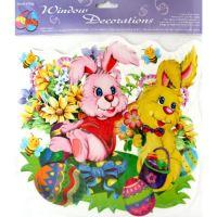 húsvéti ablakfólia STEG-2002-2000