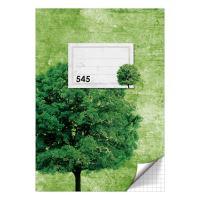 Füzet A5, 40 lapos - kockás 545
