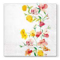 Obrúsky PAW L 33x33cm Delicate Flowers