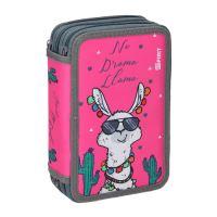 Peračník 3-poschodový/plný, Lama Pink