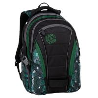 Hátizsák BAG 9 E GREEN/GRAY/BLACK