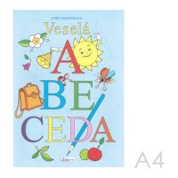 Kifestő A4 Litera - Vidám ábécé
